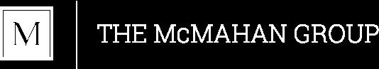 McMahan logo white